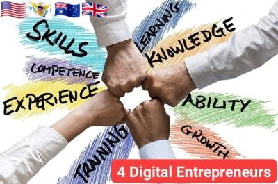 Digital Entrepreneurs